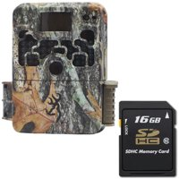 Browning Strike Force HD 850 Trail Camera BTC 5HD 850 + 16GB SD Card