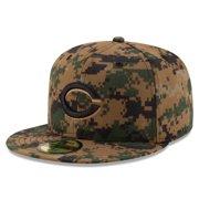 8b9eed32413 Cincinnati Reds New Era 2016 Memorial Day 59FIFTY Fitted Hat - Digital Camo