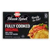 Hormel Black Label Fully Cooked Bacon, 2.5 Oz.