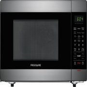 Frigidaire 1.4 Cu. Ft. Black Stainless Steel Microwave Oven