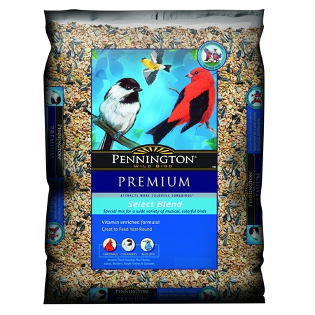 Pennington Select Wild Bird Feed and Seed, 10 lbs (Select Shed)