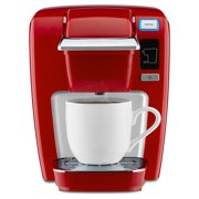 Keurig K-Mini K15 Single Serve, K-Cup Pod Coffee Maker, Chili Red