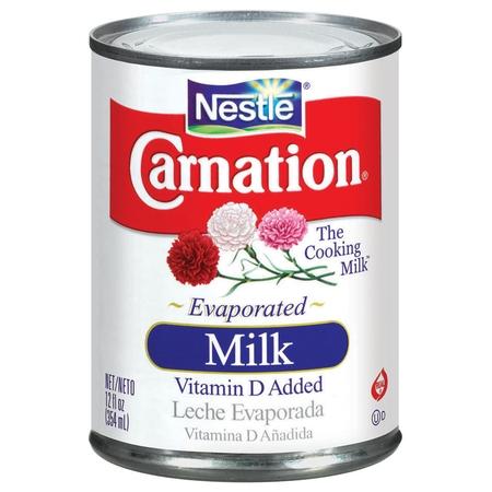 (2 Pack) CARNATION Vitamin D Added Evaporated Milk 12 fl oz Can (Evaporated Milk)