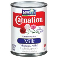 (2 Pack) CARNATION Vitamin D Added Evaporated Milk 12 fl oz Can