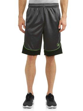 AND1 Men's Colorblock Basketball Shorts
