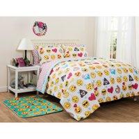 Emoji Pals Bed-In-A-Bag Bedding Set