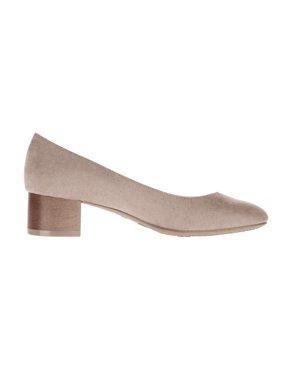 Time and Tru Women's Block Heel Shoe