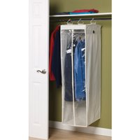 Household Essentials Canvas Collection Hanging Wardrobe