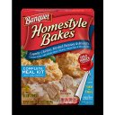 Banquet Homestyle Bakes Country Chicken, Mashed Potatoes, and Biscuits Meal Kit, 30.9 Ounce