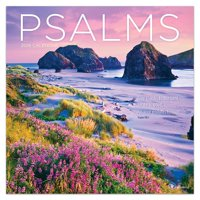 "2019 Psalms 12"" x 12"" January 2019-December 2019 Wall Calendar"