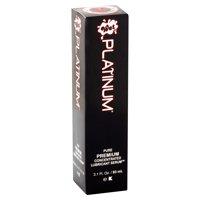 Wet Platinum Pure Concentrated Serum Silicone Lubricant - 3.1 oz