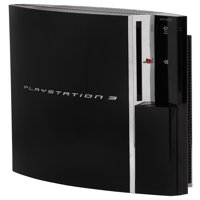 Refurbished PlayStation 3 80GB System Video Game Systems Console CECHL01