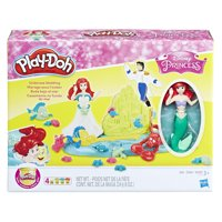 Play-Doh Disney Under The Sea Wedding with Ariel & 4 Cans of Dough