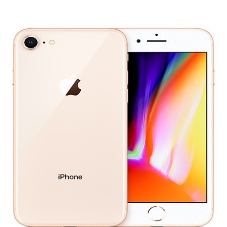 Apple iPhone 8 Fully Unlocked 64gb Gold (Certified Refurbished, Good Condition) Apple Iphone 3g Unlocked