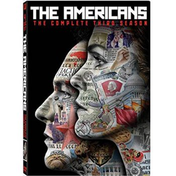 The Americans on DVD