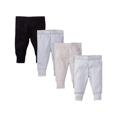 Assorted Active Pants, 4pk (Baby Boy) (Boys Microfiber Cargo Pants)