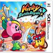 Kirby Battle Royale, Nintendo, Nintendo 3DS, 045496591168