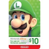 eCash - Nintendo eShop Gift Card $10 (Email Delivery)