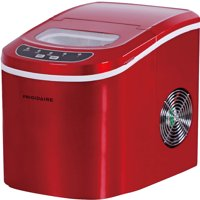 Frigidaire 26 lb. Countertop Ice Maker EFIC102, Red