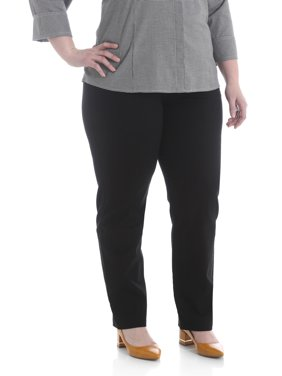 Lee Riders Women's Plus Simply Comfort Twill Pant