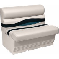 """Wise Premier Series Pontoon 36"""" Bench Seat and Base"""