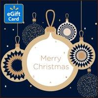 Christmas Ornaments Walmart eGift Card
