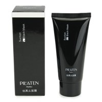 PILATEN blackhead remover Deep Cleansing purifying peel acne black mud face mask 60 G