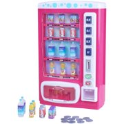 "My life as 29-piece doll vending machine set, for 18"" dolls"