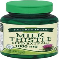 Natures Truth Natures Truth  Milk Thistle, 100 ea
