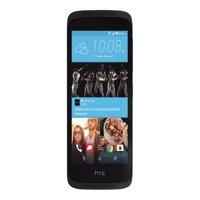 "HTC Desire 526 - Smartphone - 4G LTE - 8 GB - microSDXC slot - CDMA / GSM - 4.7"" - 960 x 540 pixels (234 ppi) - LCD - RAM 1.5 GB - 8 MP (2 MP front camera) - Android - Verizon - black"