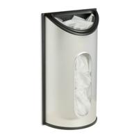 Honey Can Do Mounting Stainless Steel Plastic Bag Dispenser, Multiple Color
