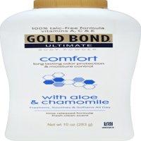 Gold Bond Ultimate Comfort Powder 10oz
