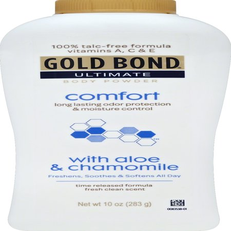 Gold Bond Ultimate Comfort Powder 10oz (Newport Talc)
