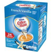 (3 Pack) COFFEE-MATE French Vanilla Liquid Coffee Creamer 24 ct Box