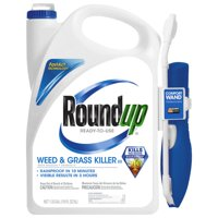 Roundup Weed & Grass Killer III Wand Comfort Wand Ready-To-Use 1.33 gal