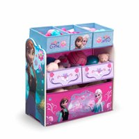 Disney Frozen Multi-Bin Toy Organizer by Delta Children