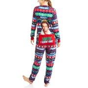 Elf Women s Drop Seat Union Suit Pajamas d1c09f6bb