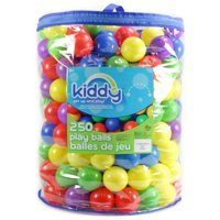 """Kiddy Up 2.5"""" Pit Balls, 250 Count"""