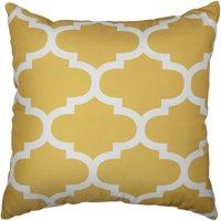 Mainstays Fretwork Decorative Pillow