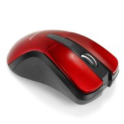 ... Laptop Desktop PC Mac, Red. Product Image. Insten 2.4GHz USB Portable Wireless Cordless 4 Keys Optical Game Gaming DPI Mouse for Computer