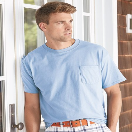 Hanes Beefy-T with a Pocket