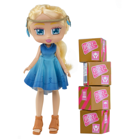 Boxy Girls Doll Willa - Bullseye Doll