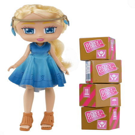 Boxy Girls Doll Willa](Rabbids Invasion Doll)
