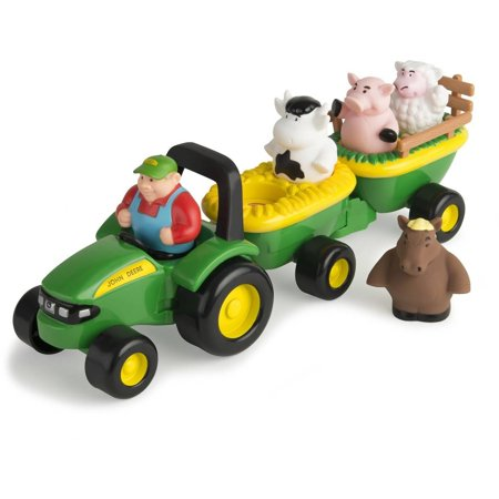 John Deere Lighting (John Deere Animal Sounds Hayride )