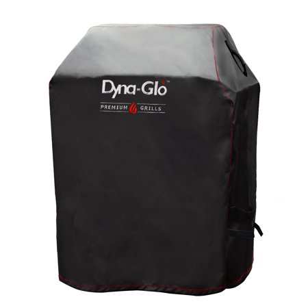 Dyna-Glo DG300C Premium Small Space LP Gas Grill (Sterling Iii Fr Grill Cover)