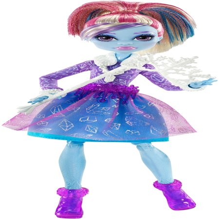 Monster High Welcome To Monster High Monster Dance Party Abbey Bominable Doll - Monster High Party Set