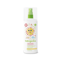 Babyganics Mineral-Based Sunscreen Spray, 50 SPF, 6oz