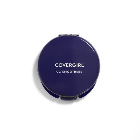 COVERGIRL Smoothers Pressed Powder, 710 Translucent