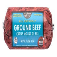 85% Lean/15% Fat, Ground Beef Roll, 1 lb