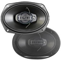 "Pioneer G-Series 6"" X 9"" 400-Watt 3-Way Coaxial Speakers - TS-G6930F"